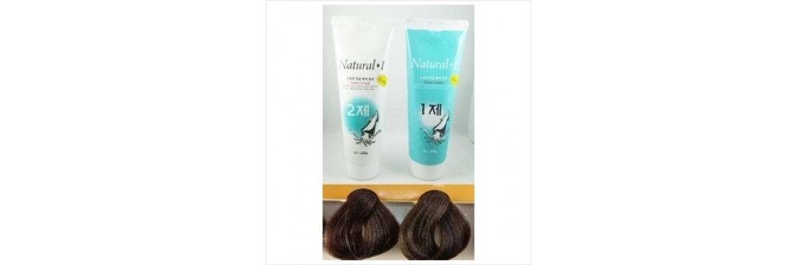 Korea Natural 1 Hair Dye